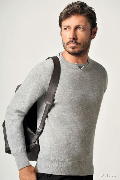 Image sur Custom  100% Cashmere  Sweater - Ettore
