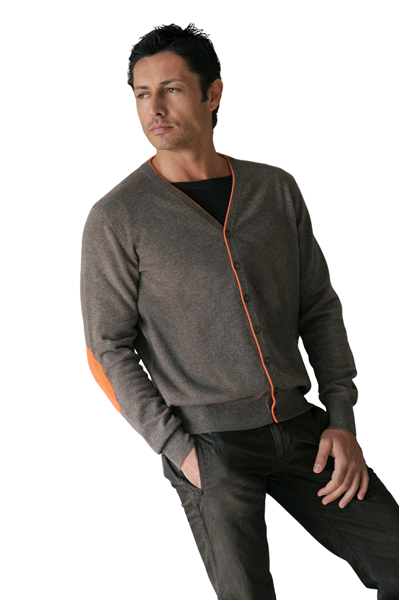 Paolamela Custom-made sweater 100% cashmere made in Italy - Elio