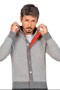 Paolamela Custom-made sweater 100% cashmere made in Italy - Eraldo