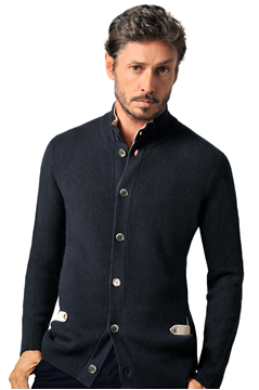 Paolamela Custom-made sweater 100% cashmere made in Italy - Genesio