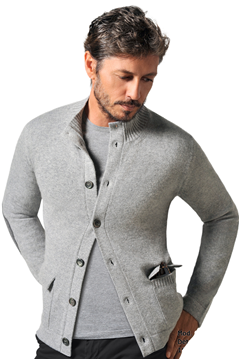 Paolamela Custom-made sweater 100% cashmere made in Italy - Giuseppe Bassa