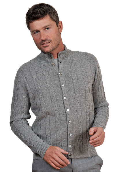 Paolamela Custom-made sweater 100% cashmere made in Italy - Jacopo