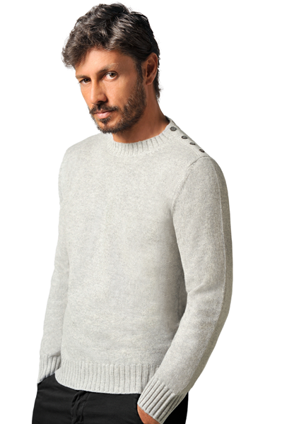 Paolamela Custom-made sweater 100% cashmere made in Italy - Fabrizio Bassa
