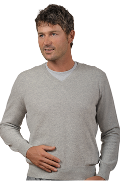 Paolamela Custom-made sweater 100% cashmere made in Italy - Riccardo