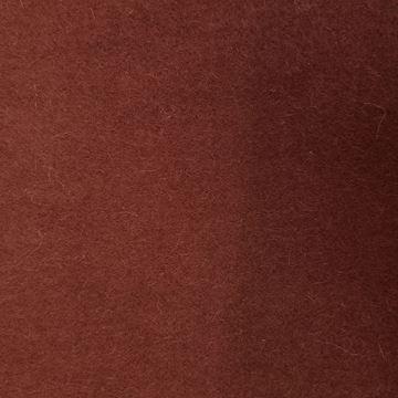 Lovat Mill angora scarf solid burgundy
