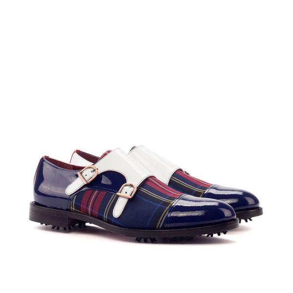 Arthur MTO Custom golf shoes 3198 double monks