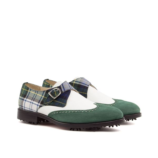 Arthur MTO Custom golf shoes 3461 singlemonks