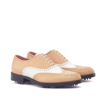 Arthur MTO Custom golf shoes 2990 wingtips