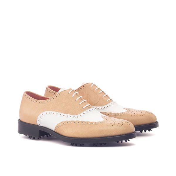 Arthur MTO Custom golf shoes 2990 wingtips