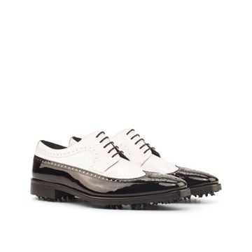 Arthur MTO Custom golf shoes 3923 longwing butcher
