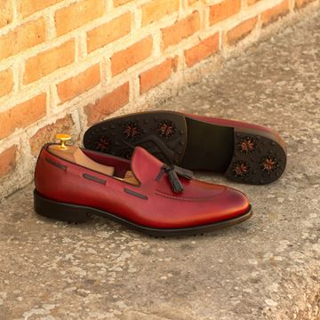 Arthur MTO Custom golf shoes 3589 loafers