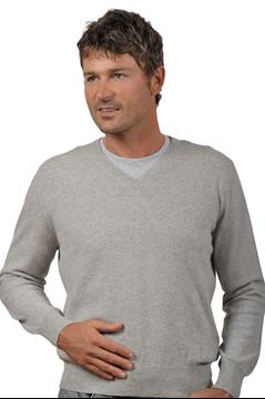 Paolamela Custom 100% Cashmere v-neck Sweater - Riccardo