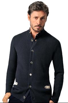 Paolamela Cashmere custom 100% Cashmere cardigan - Genesio