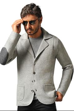 Paolamela Cashmere Jacket Style Custom cardigan 100% Cashmere Sweater - icaro Bassa