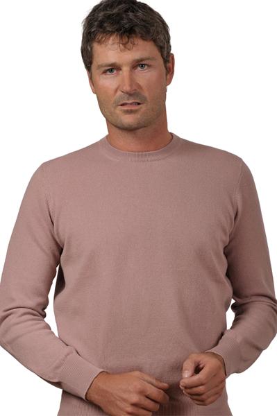 Paolamela Cashmere Custom 100% Cashmere Crew Neck Sweater - Cesare