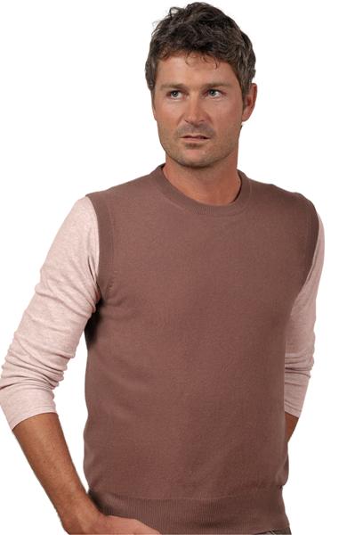 Paolamela Cashmere Custom 100% Cashmere vest - Lamberto