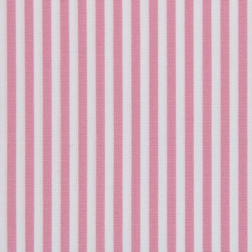 Pink and White Banker Stripe A353