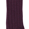 Marcoliani Milano burgundy berry cashmere blend socks