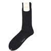 Marcoliani Milano charcoal cashmere blend socks