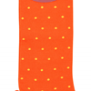 Marcoliani Milano yellow on orange polka dots cotton socks