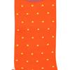 Marcoliani Milano yellow on orange polka dots cotton socks