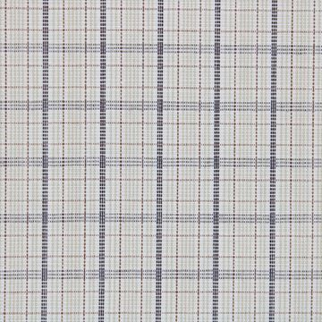 Brown and Beige Checks shirt fabric T36
