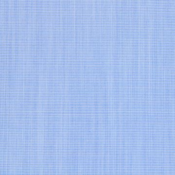 Blue end-on-end shirt fabric G335
