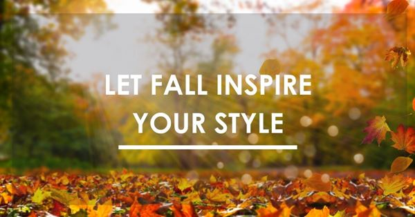 Let fall inspire your style